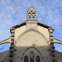 Parroquia de Santiago de las Caldas