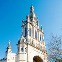 Torre de la Basílica de Begoña